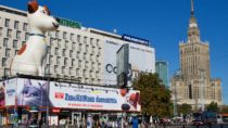 Varšava – šarmantní dáma na Visle