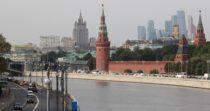 Moskva, výstavní kráska s nosánkem trošku nahoru