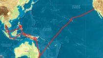 Každý plán se může podělat, aneb jak (ne)překonat Tichý oceán