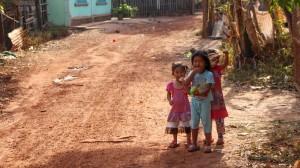 Laoské úsměvy