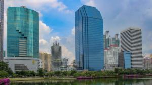 Bangkok moderní