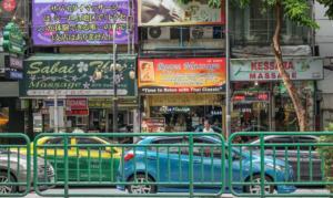 Ulice Silom