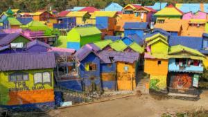 Barevný slum
