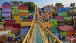Most pro pěší