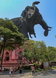 Muzeum Erawan Bangkok
