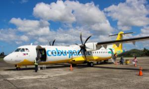 Letadlo na Samar