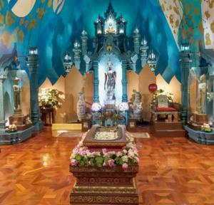 Budhistické nebe