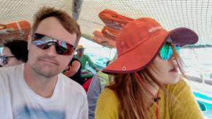 S Nayou na lodi