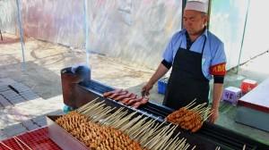 Ujgurské pochoutky