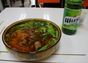 Jídlo v Číně - náznak, že to bude asi nepřekonatelný top celého zájezdu