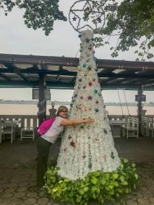 Vánoce u Mekongu