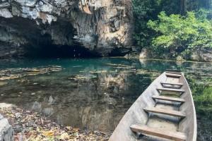 Podzemní řeka