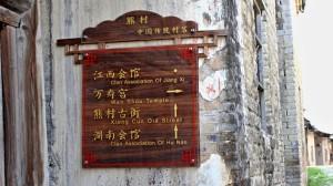 Tabulka pro turisty