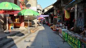 Daxu - město pro turisty
