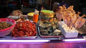 Zahradní restaurace - Guilin