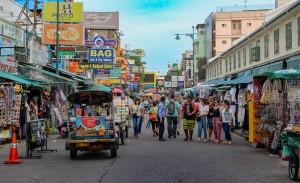Ulice Khao San