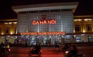 Hanojské nádraží