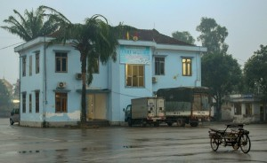 Autobusové nádraží Vinh-market