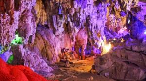 Jeskyně flirtování
