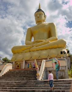 Obří Buddha