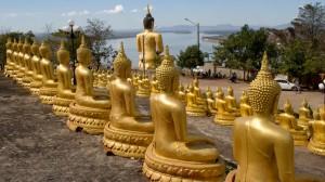 Buddhové nad Mekongem