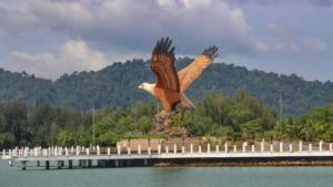 Langkawi, ostrov orlů