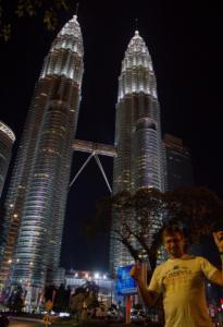 Dvojčata Petronas