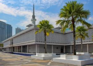 Malajská národní mešita