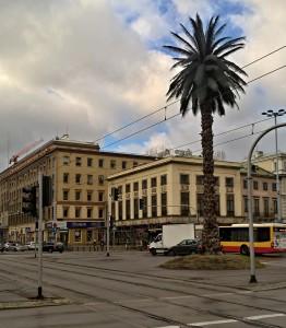 Varšava - tropické město