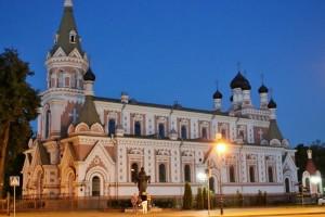 Pravoslavná katedrála Matky Boží