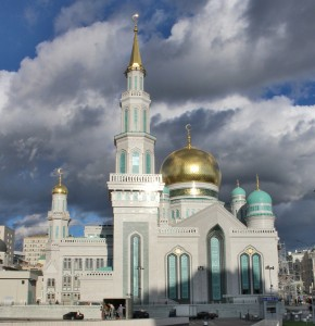Chrámová mešita
