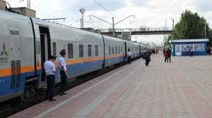 Kazašský vlak