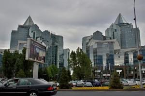 Moderní Almaty