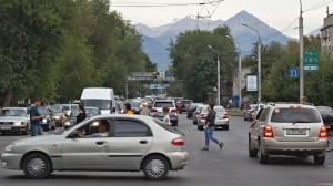 Panorama Almaty