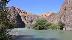 Řeka Čaryn